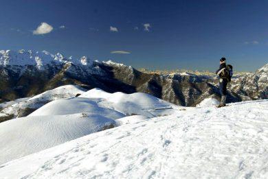 Zuc de valbona valle imagna scheda e foto dell 39 escursione for Rifugio resegone valle imagna